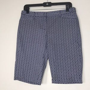 🎈Laundry by Shelli Segal sz 6 Bermuda Short